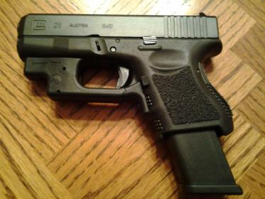 Central Florida Crimson Trace Laser Guard Fits All Glock