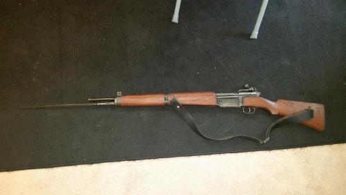 New Rifle: MAS 36