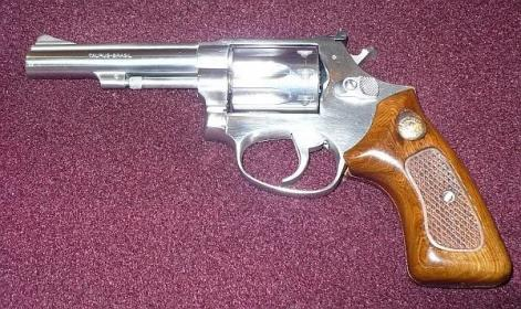 Click image for larger version.  Name:TAURUS 22 REVO (model 94SS4)  made in 1994.jpg Views:14 Size:39.4 KB ID:65563