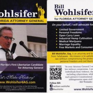 Bill W for AG card