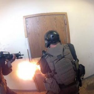 CQB with Ballistic Breaching